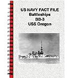 US NAVY FACT FILE Battleships BB-3 USS Oregon