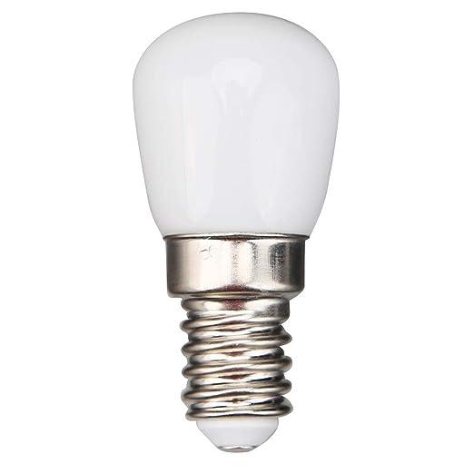Starnearby E14 LED Bombilla Frigorífico Congelador Luz ...