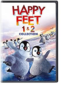 Happy Feet/Happy Feet Two (DVD)(DBFE)