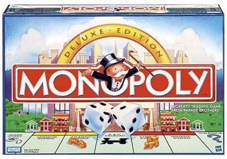 Monopoly Deluxe Edition: Amazon.es: Juguetes y juegos