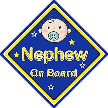 Superkids On Board Child//Baby On Board Car Window Safety Sign Unpersonalised