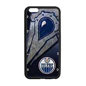 New Gift Edmonton Oilers Durable Case for Iphone 6 5.5 Snap On