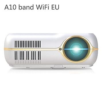 DH-A10 720P LED Proyector inteligente Modo privado Proyector ...