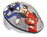 Bell Splash Toddler Bicycle Helmet, Silver Ice Cream