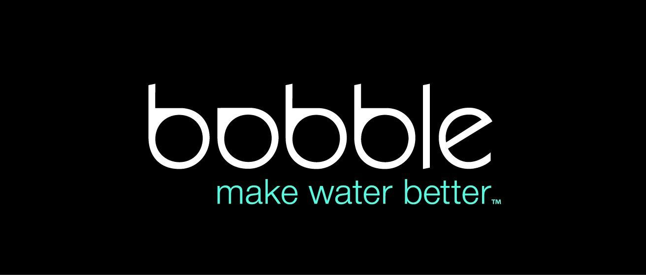 Agua Filtrada Bobble/ /Botella Botella de agua