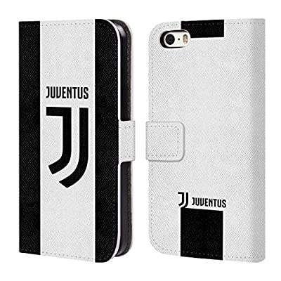 Head Case Designs Ufficiale Juventus Football Club 2018/19 Race Kit Cover a Portafoglio in Pelle per Apple iPhone Telefoni
