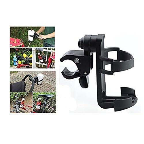 de fijaci/ón para beb/é cochecito soporte bicicleta BourneTech Stroller Cup Holder alta calidad taza soporte f/ácil de usar con carrito bicicleta y para bicicleta de monta/ña Buggy