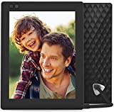 Photo : Nixplay Seed 8 inch WiFi Digital Photo Frame - Black