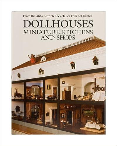 Miniature Kitchens Dollhouses