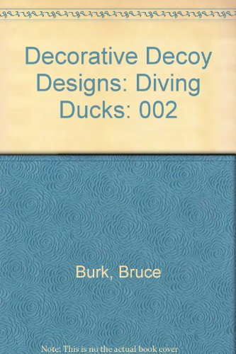 Decorative Decoy Designs V2: Diving Ducks by Brand: Stackpole Books