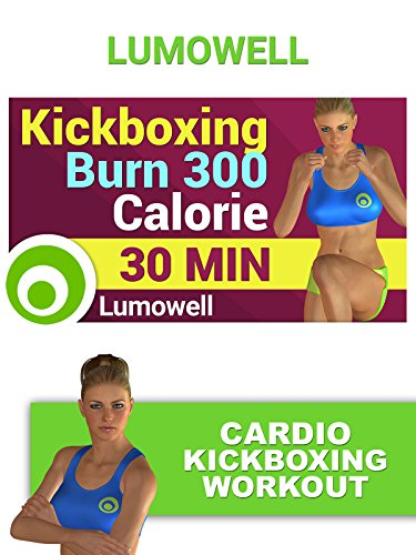 Kickboxing: Burn 300 Calories – Cardio Kickboxing Workout