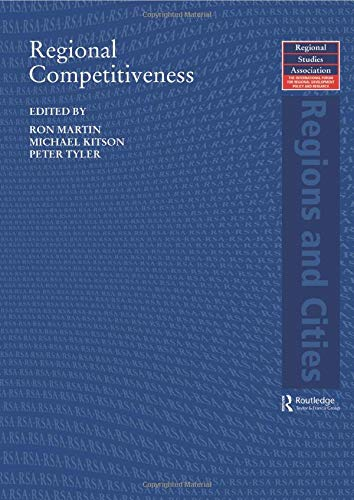 Regional Competitiveness (Regions and Cities): Amazon.es ...