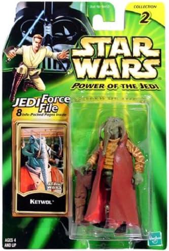 Power of the Jedi Ketwol AC Star Wars