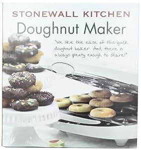 Stonewall Kitchen Doughnut Maker