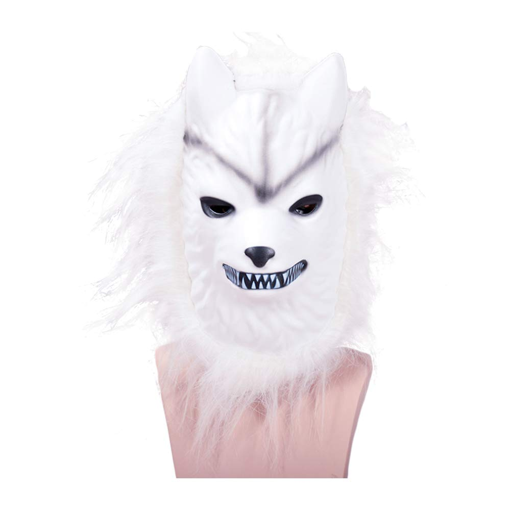 MaiYi Funny Latex Rubber Animal Head Mask Halloween Costume Cosplay Party Decorations