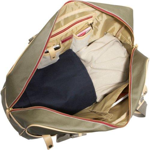 Clava Carina Pocket Leather Duffel Bag