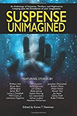 Suspense Unimagined: An Anthology of Suspense, Thrillers, and Nightmares Paperback