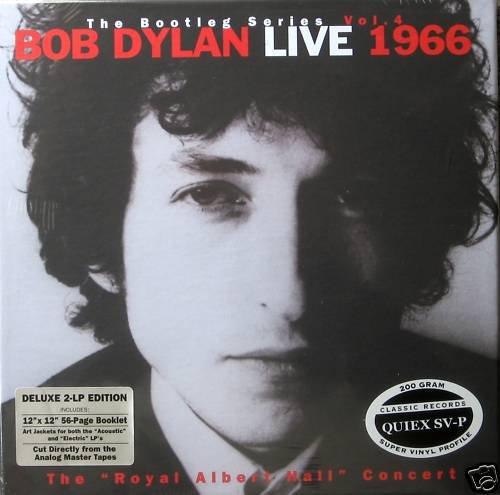 Bob Dylan Live 1966: The Royal Albert Hall Concert (The Bootleg Series, Vol. 4)