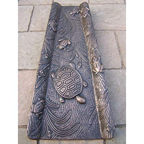 Oakland Living Corporation Premium Splash Block - Cast Aluminum Bronze