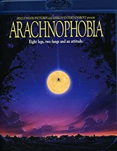 Cover Image for 'Arachnophobia'