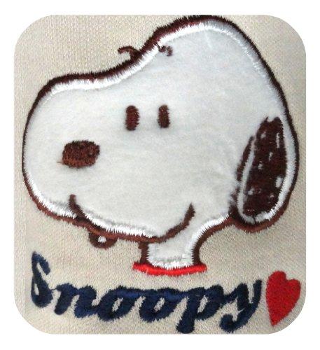 Japan Tøfler [diet Tøfler Snoopy] Peanøtter Strekke Standard Beige 230 231