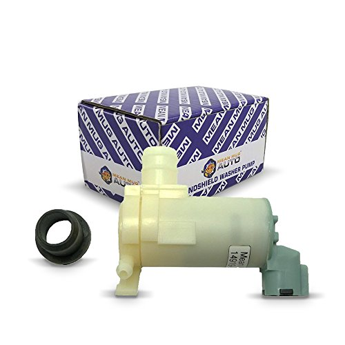 Mean Mug Auto 14919-232316A Windshield Washer Pump w/Grommet - For: Nissan, Infiniti - Replaces OEM #: 289203Z000, 2224620-A, 2224643-A, 6731 - 1996 Windshield