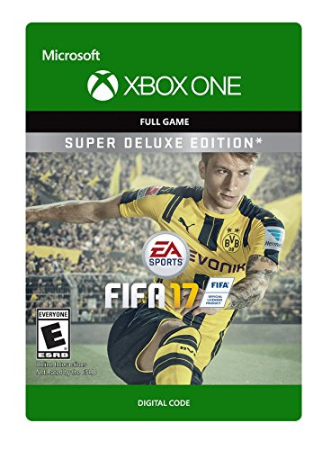 FIFA 17 Super Deluxe Edition - Xbox One Digital Code by Electronic Arts