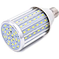 Bombilla LED E27, 35W LED maíz Bombilla 3000K Blanco Cálido, 350W Incandescente…