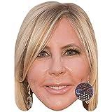Vicki Gunvalson (Make Up) Celebrity Mask, Card Face and Fancy Dress Mask
