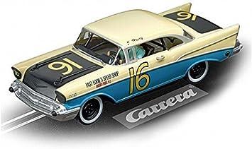 Carrera Evolution 27489 Chevrolet Bel Air /'57 Raceversion III NEU OVP