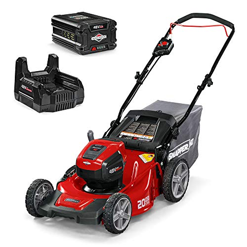Snapper HD 48V MAX Electric Cordless Lawnmower Kit