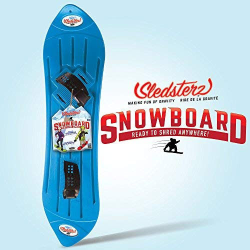 Sledsterz The Original Kids' Snowboard by Geospace