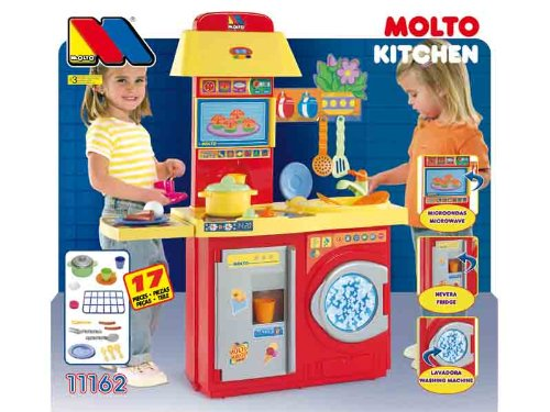 MOLTO – Cocina de juguete new line (11162)
