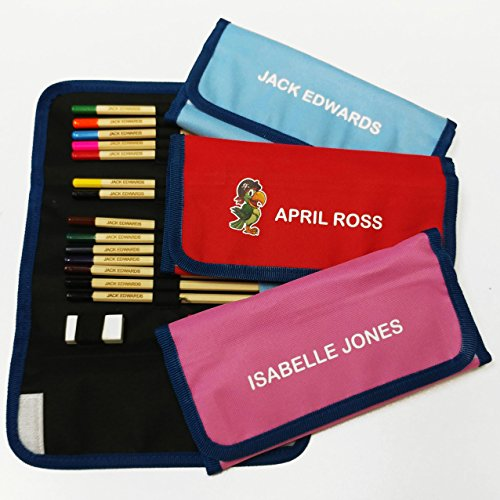 Personalized Coloring Pencils and -