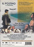 THE Postman Il Postino a Film By Michael Radford Running Time 108 Min