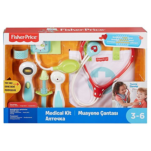 Fisher-Price Medical Kit - Kids Dr Kit