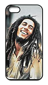 Bob Marley Hard Case Cover Back Skin Protector For Iphone 5&5S