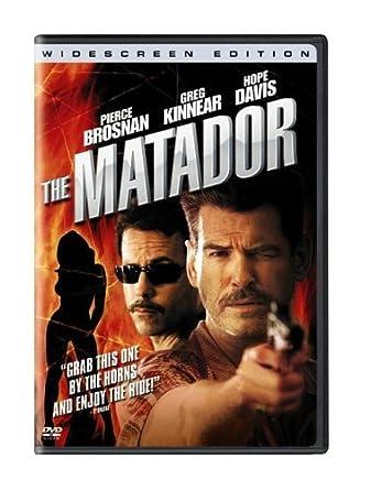 Amazon The Matador Widescreen Edition Pierce Brosnan Greg