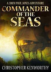 Commander of the Seas (A John Paul Jones Adventure)