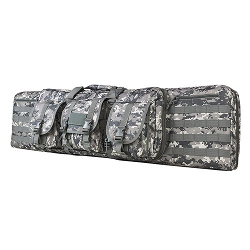 NC Star CVDC2946D-46 Double Carbine Case, 46
