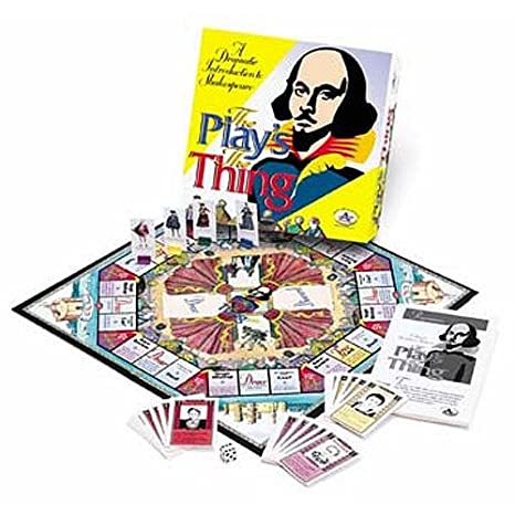 Amazon Talicor The Plays The Thing Board Game Toys Games