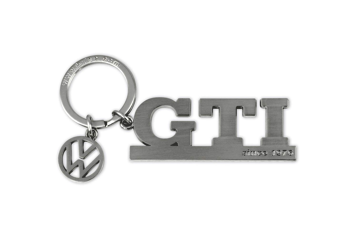 Amazon.com: BRISA VW Collection VW GTI - Llavero con ...