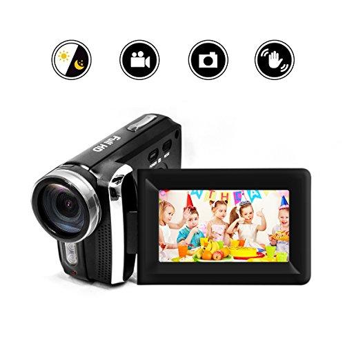 Video Camera Camcorder Vmotal Camcorder Digital Camera with