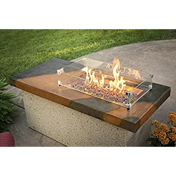 AmazoncomOutdoor Great Room Artisan Fire Pit with Copper Top