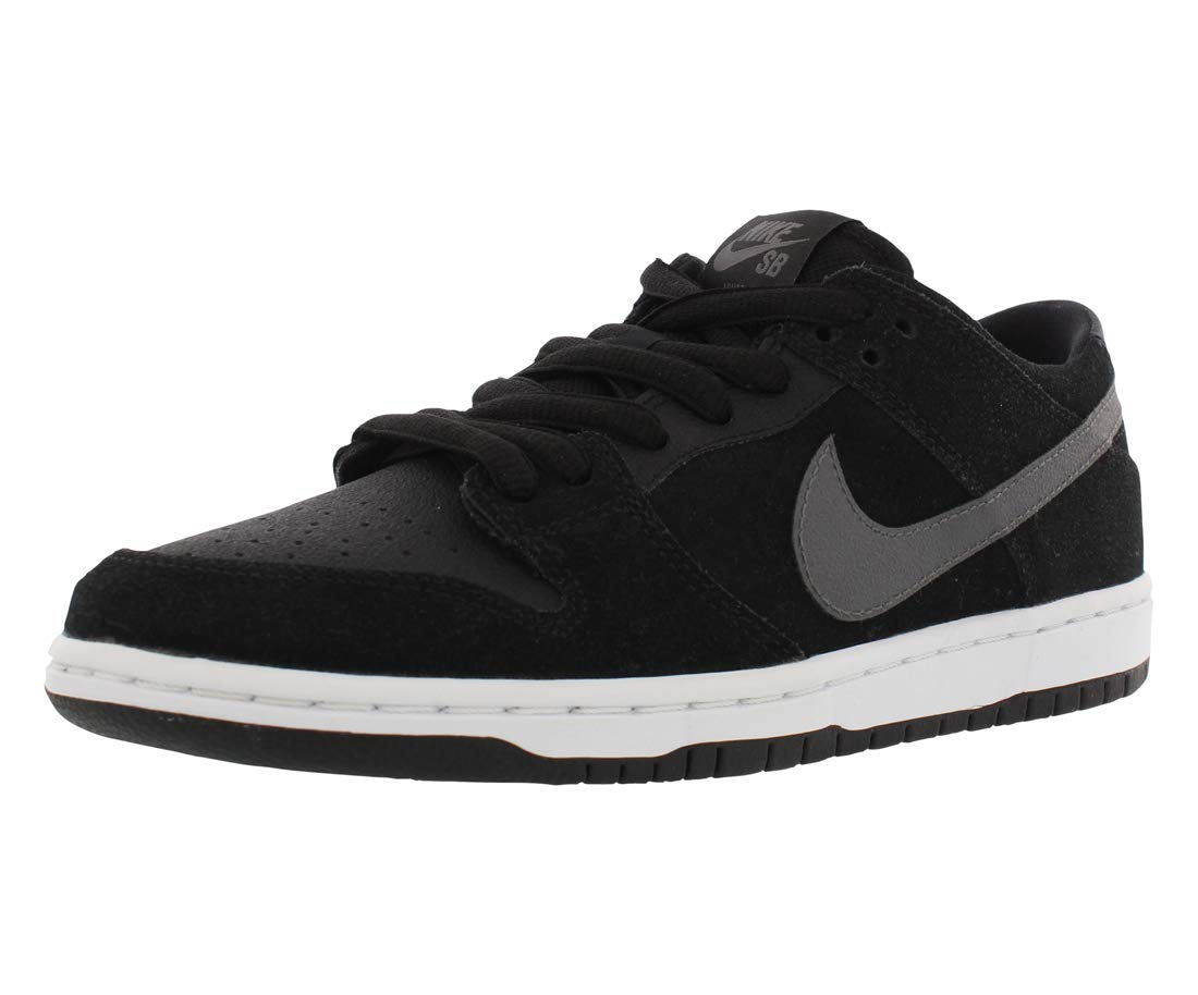save off 0821c 95017 Galleon - NIKE Dunk Low PRO IW Mens Skateboarding-Shoes 819674-001 7.5 -  Black Lt Graphite White