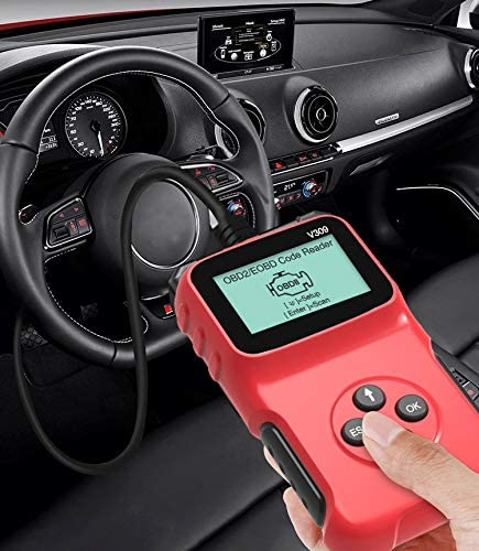 Goaycer OBD2 Coder Reader//Car Diagnostic Tool//Fixd Car Fault Code Scanner