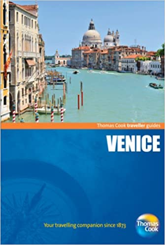 Venice, traveller guides, 4th (Travellers - Thomas Cook)