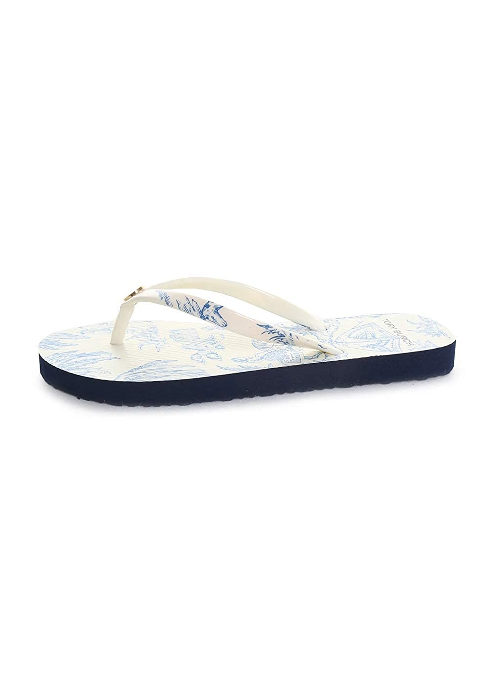 3e9718f060656 Tory Burch Women's Thin Flip Flop