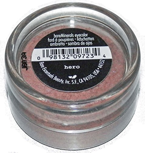 Bare Escentuals HERO Mineral Pink Mauve Eye Shadow Color 0.57g (0.02 oz)