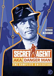 Secret Agent - AKA, Danger Man: The Complete Collection